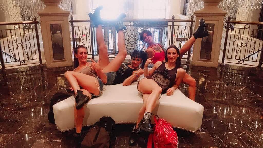 Pole Dance Expo Las Vegas 2018 Siamo arrivate!